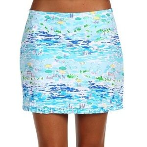 Lilly Pulitzer Skirt size 10 fits more like 8