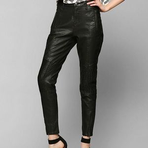 Urban Outfitters Pants - 🎉FinalPrice🎉UO Silence+Noise Vegan Leather Pant