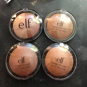 ELF Other - ELF makeup highlighter bundle