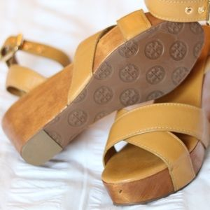 Tory Burch Almita Mid Wedge SOLD