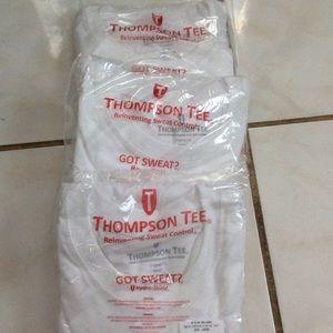 Thompson Tops - Thompson Tee Crewneck large