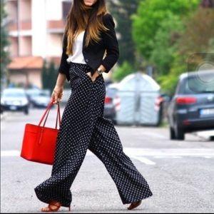 Brand new ZARA palazzo pants