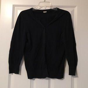 J. Crew Sweaters - J. Crew Navy Clare Cardigan