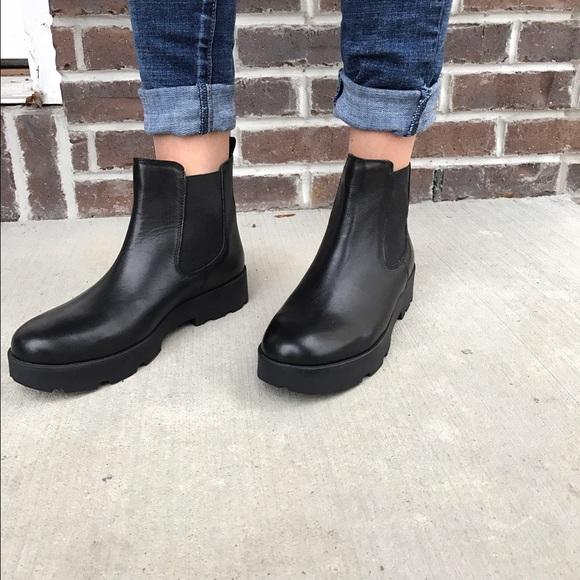Chelsea Crew Shoes   Black Label Boots