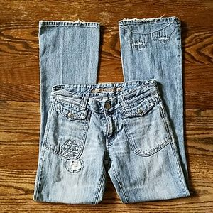 Abercrombie & Fitch Denim - A&F Destroyed