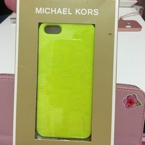 Michael kors iPhone 5 or 5S case