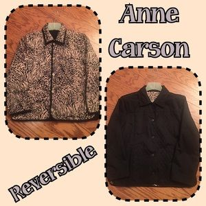 Anne Carson Reversible Jacket