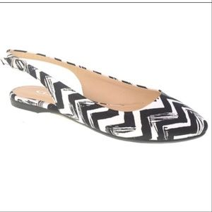 Chinese Laundry Shoes - Striped Flats🎀