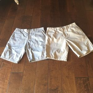 Micros Other - Two pairs of men's shorts