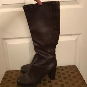Nine West knee high boots 9M