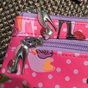 fluff Bags - SPECIAL 🎉 Heel Makeup Bag