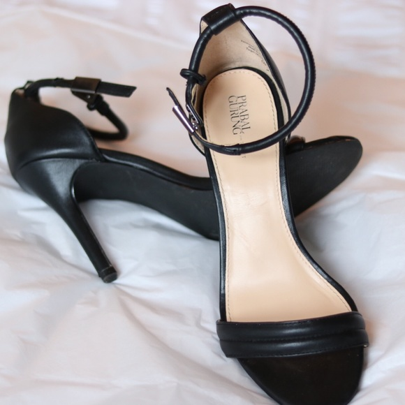 Prabal Gurung for Target Shoes - Black Sandals