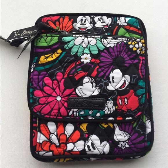 f370e8c9141 vera bradley mini hipster disney magical blooms