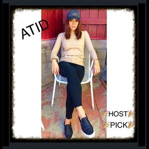 Atid Clothing Sweaters - Atid Posh Executive Cora Sweater