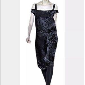 Thakoon Dresses & Skirts - Thakoon satin cut out dress, size 10