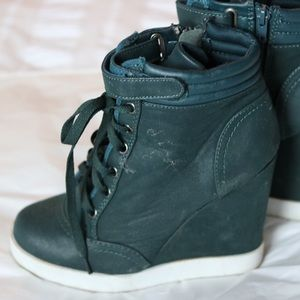 H&M Shoes - HM Wedge Sneakers