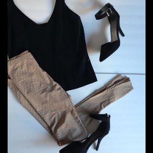 Maison Martin Margiela for H&M Pants - H&M x Maison Martin Margiela Nude & Black Leggings
