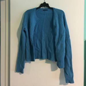 Sisley Sweaters - Sisley button up cardigan
