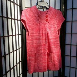 Pink Rue 21 sweater