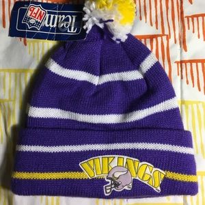 Logo 7 Other - Minnesota Vikings NFL Football Winter Hat
