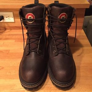Irish Setter Other - New Irish Setter Red Wing men's insulated boots