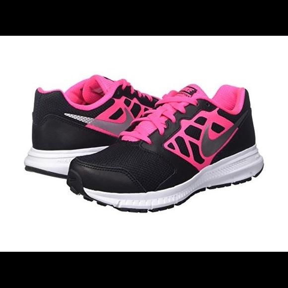 2faef7e8f135 Nike kids downshifted 6 running shoes 4 big girl