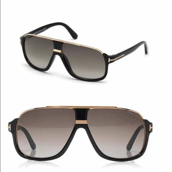 6a2dd15a40fd Tom Ford Elliot Square Sunglasses
