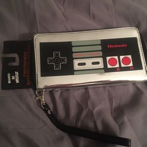 Bioworld Handbags - Nintendo Wallet/ Wristlet