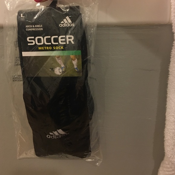 f893bdc6e0b2 Adidas Other - New in bag Adidas Soccer Socks