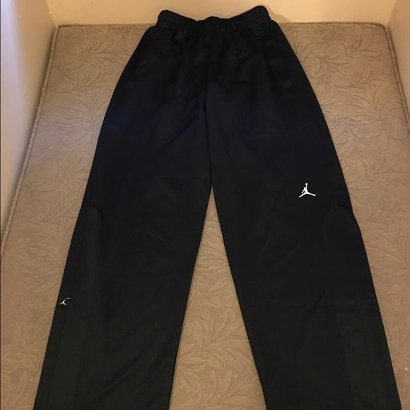 0aeea1e53aa6 Jordan Other - Air Jordan Dri-Fit Training Sweatpants - 8 10!