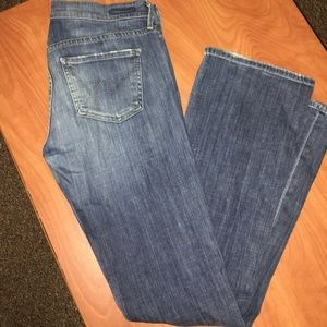 Citizens Of Humanity Jeans. Petite bootcut leg