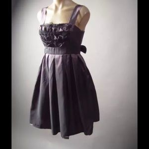 Ryu Dresses & Skirts - ✨Ryu 🆕Ruffles Purple /Ruffles Black Lace Dress