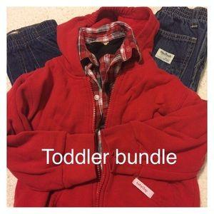 baby gap Other - Gap jacket and Toddler bundle 👶🏻
