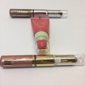 Pixi Other - Lipstick and Lip Gloss Bundle