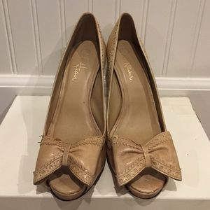 Cole Haan Open-toe Pump