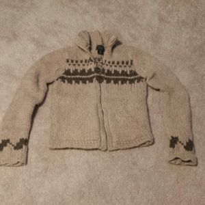 SALE! Abercrombie & Fitch wool sweater size M