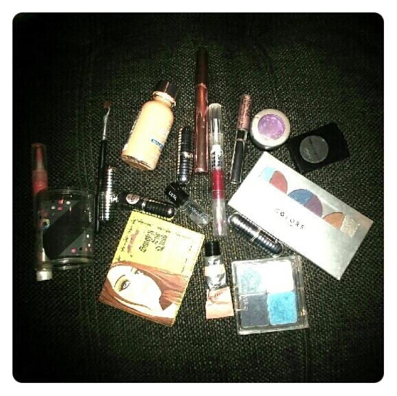 Multiple Makeup Used Lot Obo Poshmark