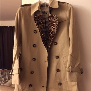 Jackets & Blazers - Burberry Trench Coat 2 Listing Check Out Primary