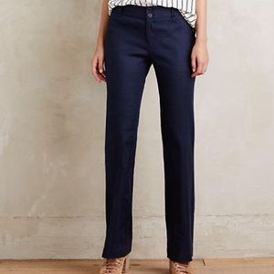 Benton Trousers from Anthropologie