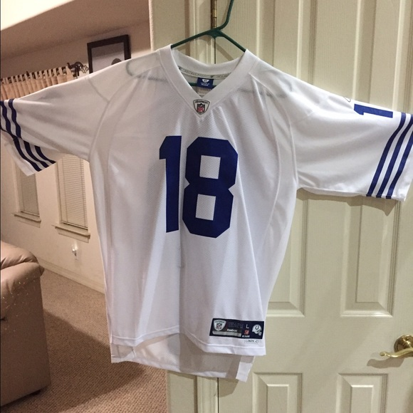 new arrival 2c29e 420f9 Authentic Peyton Manning Colts Jersey NWT