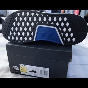 NWT Adidas NMD_R1 Blue Tab a JD Sports Exclusive NWT