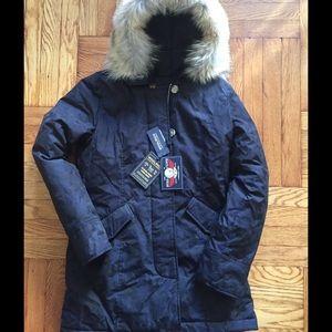 Woolrich Jackets & Blazers - Woolrich Byrd Camou Parka