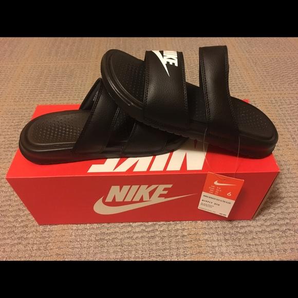 26d47191c6fe ... womens slide sandals e5a39 92277  spain nike benassi duo ultra slide  size 12 e0a31 0c179