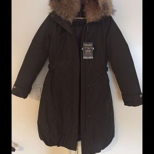 Woolrich Jackets & Blazers - Woolrich Vancouver down parka with fur