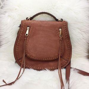 Rebecca Minkoff Handbags - Rebecca Minkoff Vanity Saddle Bag