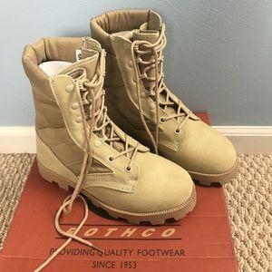 Rothco Other - ROTHCO Desert Tan Speedlace Boot