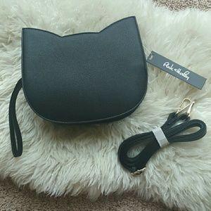 Pink Haley Handbags - Sale! Cute Cat Inspired Crossbody!