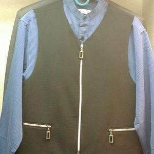 Other - Men Vest  / shirt  New 2pc