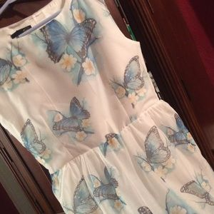 Just Cavalli Dresses & Skirts - Butterfly dress
