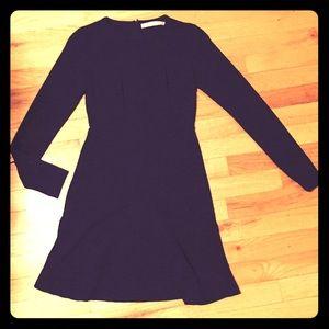 Zara Dresses & Skirts - Zara navy dress - size small